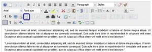 template editavel
