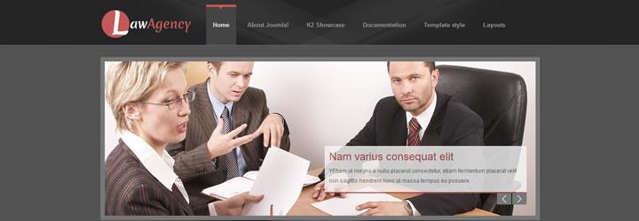 template para advogado